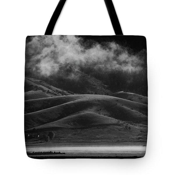 Vapor Tote Bag