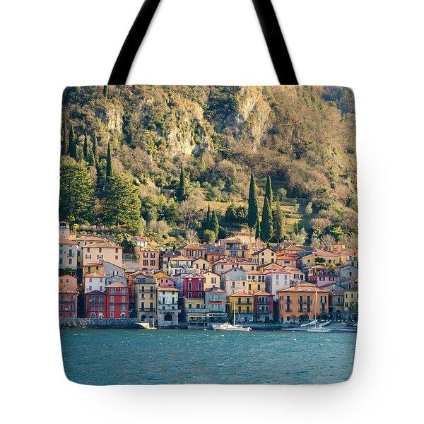 Varenna Village Tote Bag