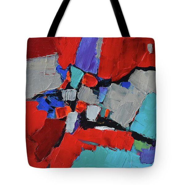 Variation Tote Bag by Elise Palmigiani