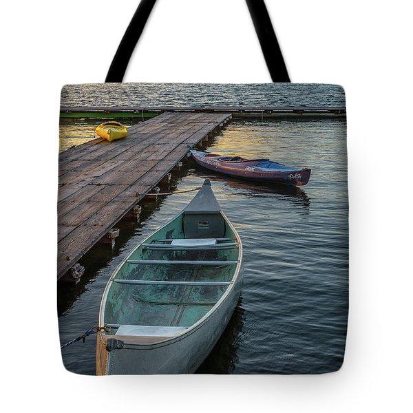 Variation On A Theme At Lava Lake Tote Bag