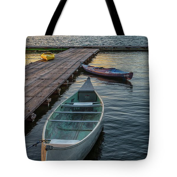 Variation On A Theme At Lava Lake Tote Bag