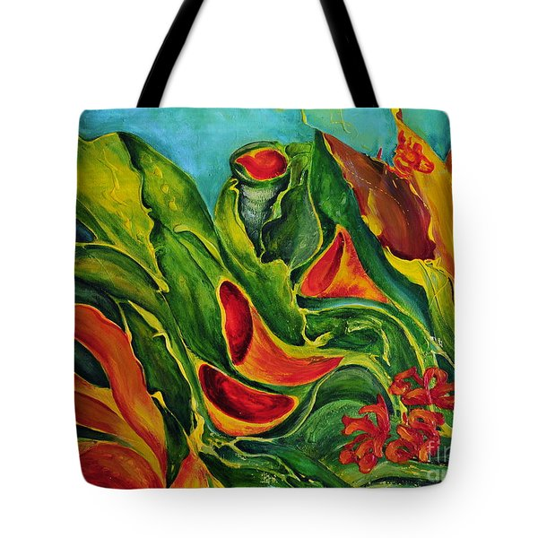 Variation Tote Bag by Teresa Wegrzyn