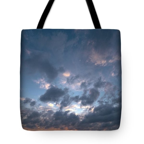 Tote Bag featuring the photograph Variations Of Sunsets At Gulf Of Bothnia 5 by Jouko Lehto