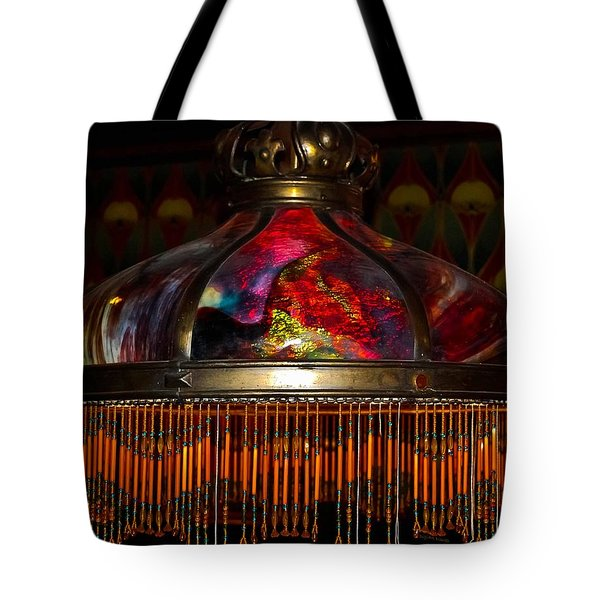Variegated Antiquity Tote Bag