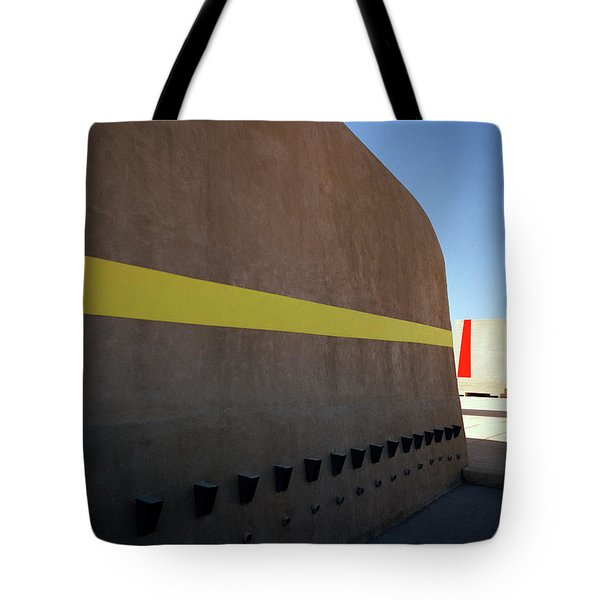 Varini And Le Corbusier  Tote Bag
