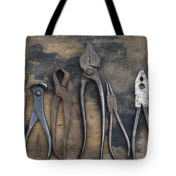 Various Forceps Tote Bag by Michal Boubin