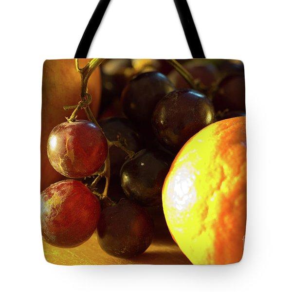 Various Fruit Tote Bag
