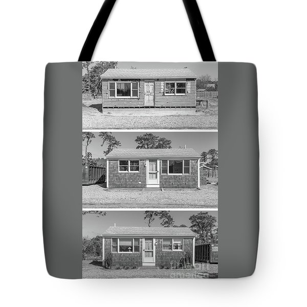 Tote Bag featuring the photograph Various States Of Readiness by Edward Fielding