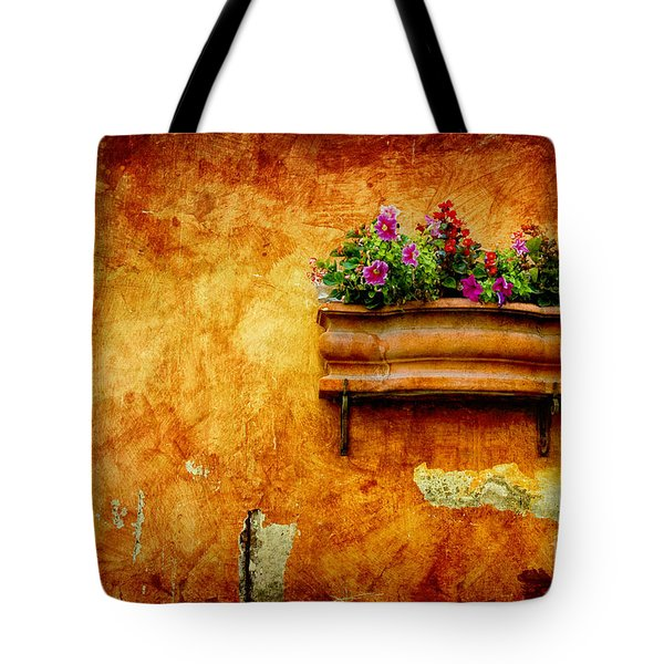 Vase Tote Bag by Silvia Ganora
