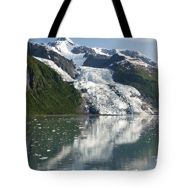 Vasser Glacier Tote Bag
