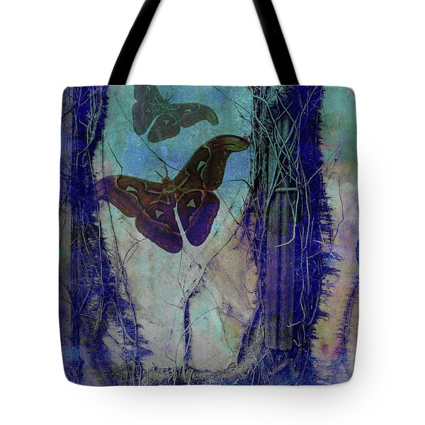 Vast Congeries Of Vital Forces II Tote Bag