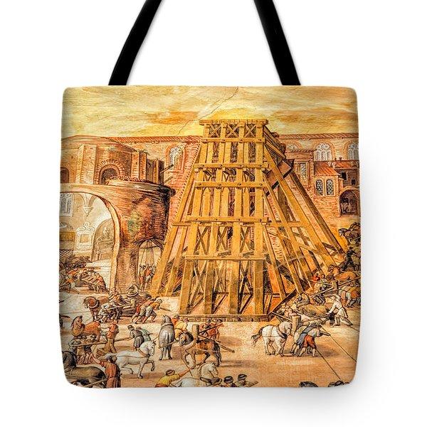 Vatican Obelisk Tote Bag