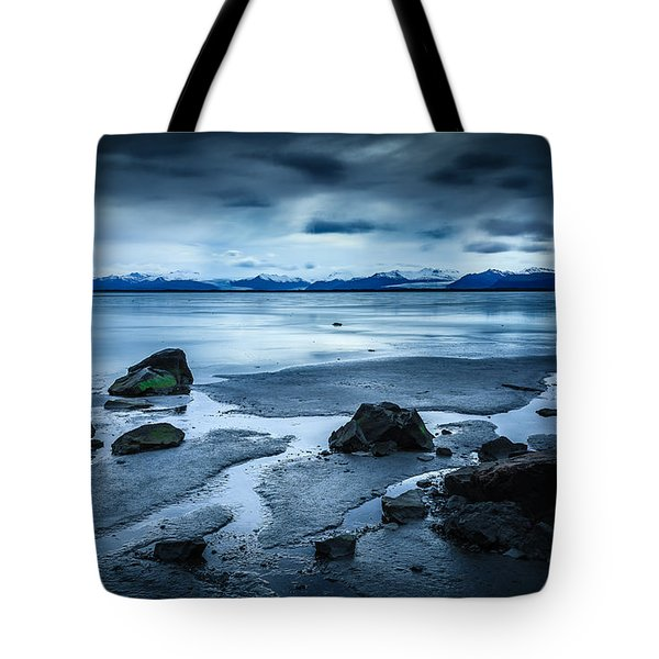 Vatnajokull From Stokksnes Tote Bag