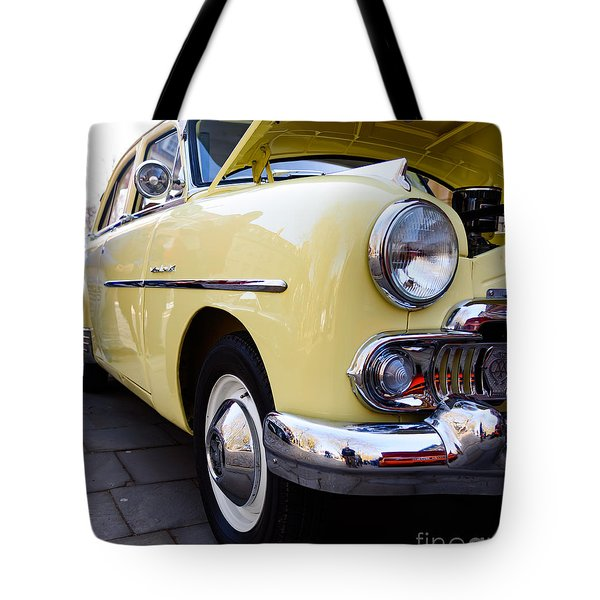 Vauxhall Velox Tote Bag by Colin Rayner