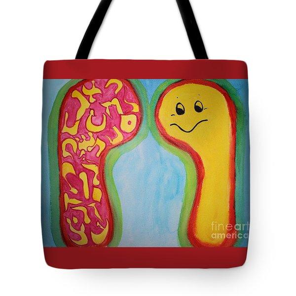 Vav Vision Tote Bag