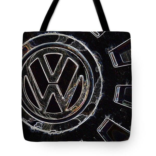 VW3 Tote Bag by Wendy Wilton