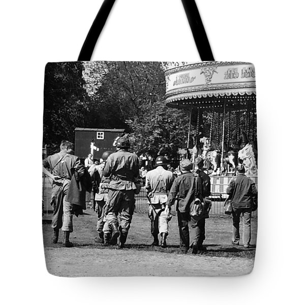 Ve Day #veday #military #war #ww2 #army Tote Bag