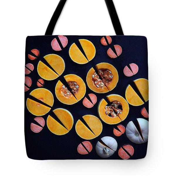 Vegetable Patterns Tote Bag
