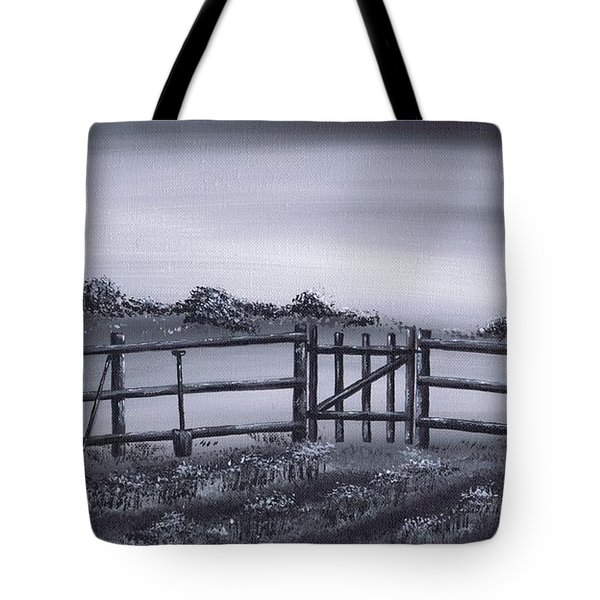 Vegetable Plot Tote Bag by Kenneth Clarke