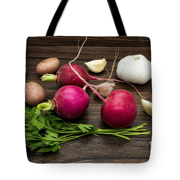 Vegetables Still Life Tote Bag