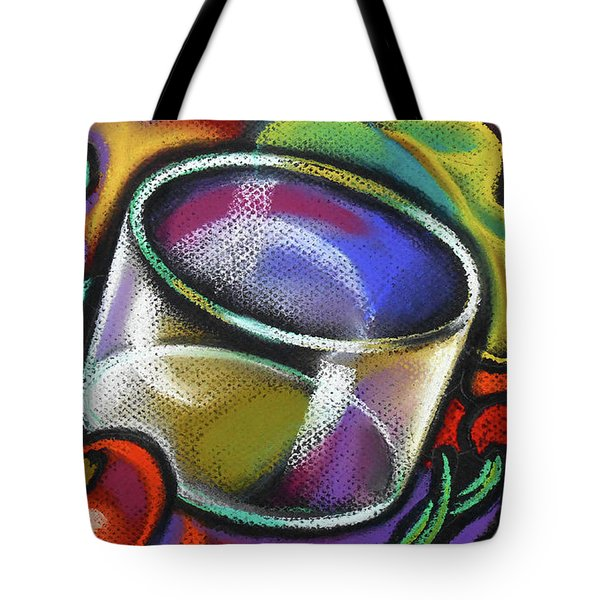 Vegetarian Food Tote Bag