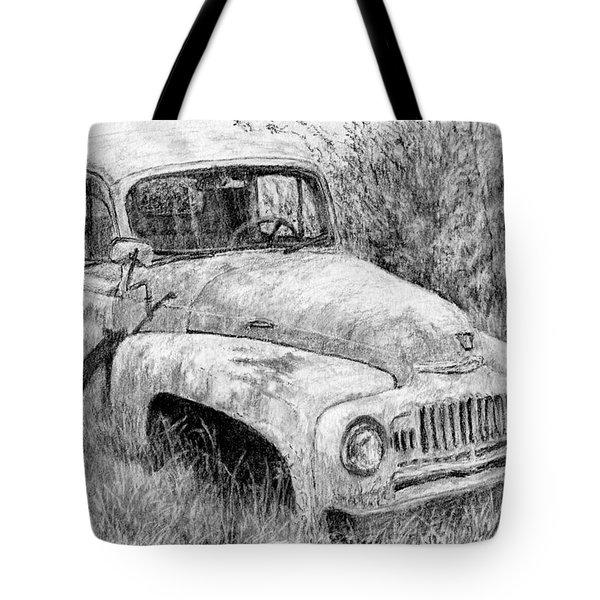 Vehicle Study No 1 Tote Bag