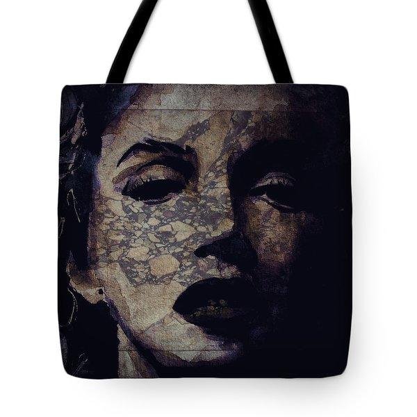 Veil Of Secrecy Tote Bag