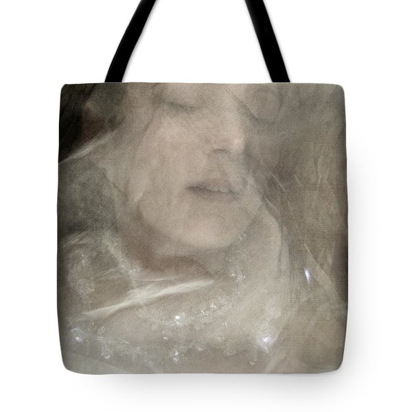 Veiled Princess Tote Bag