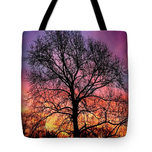 Velvet Mood Tote Bag