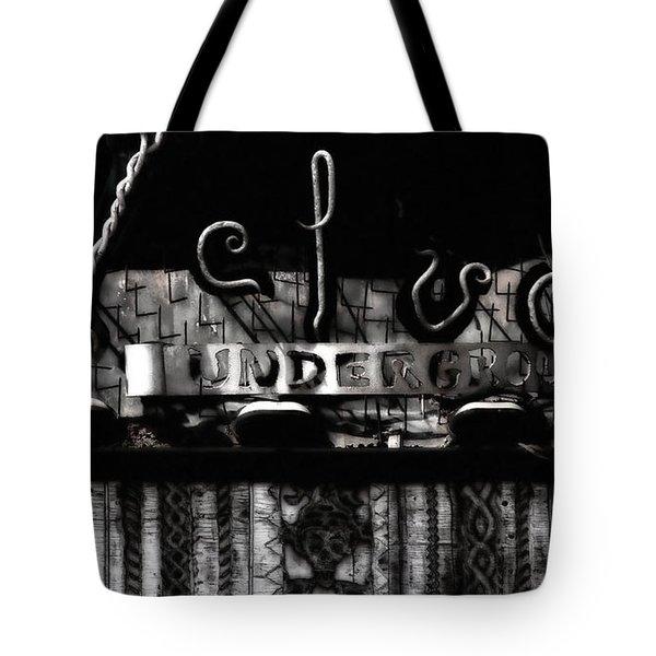 Velvet Underground Tote Bag