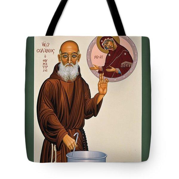 Venerable Fr. Solanus Casey The Healer 038 Tote Bag