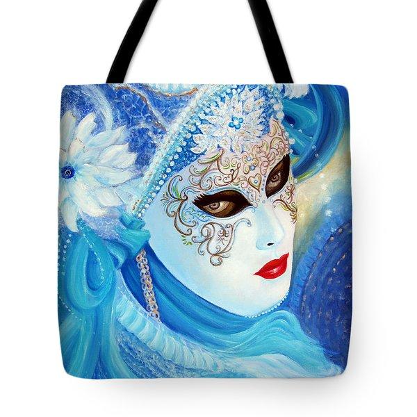 Venetian Carnival Mask 2015 Tote Bag