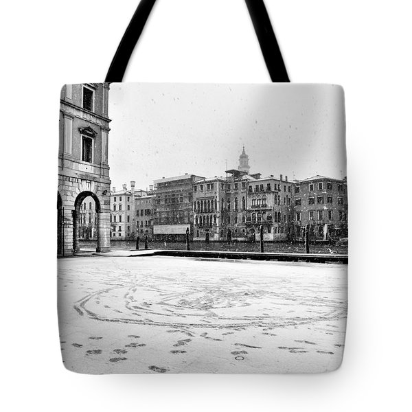 Tote Bag featuring the photograph Venetian Memories by Yuri Santin