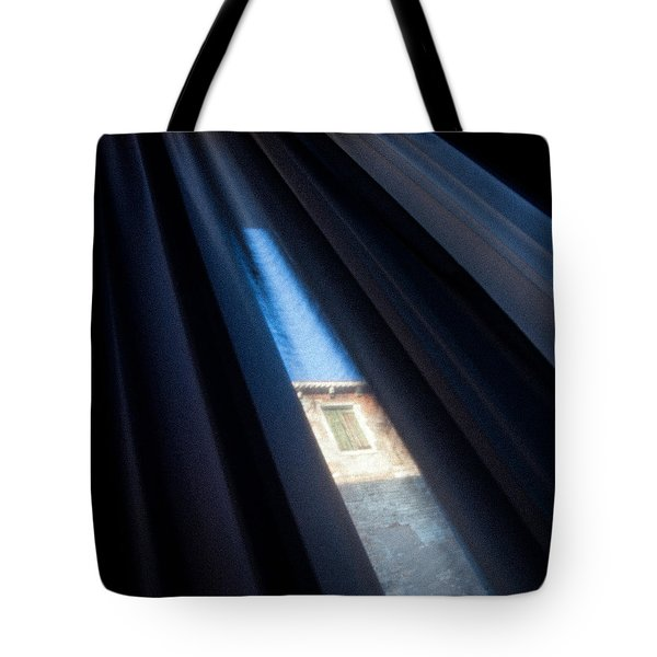 Venetian Square Tote Bag by Dave Bowman