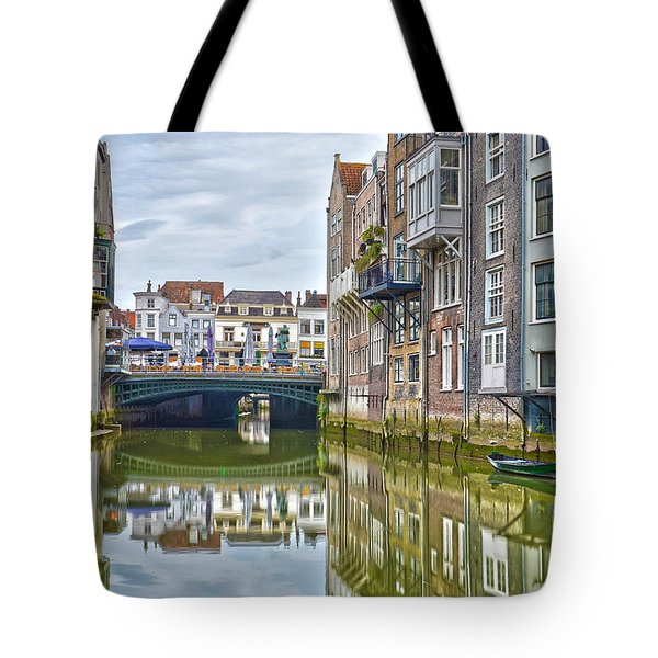 Venetian Vibe In Dordrecht Tote Bag