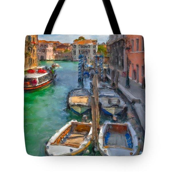 Venezia. Cannaregio Tote Bag