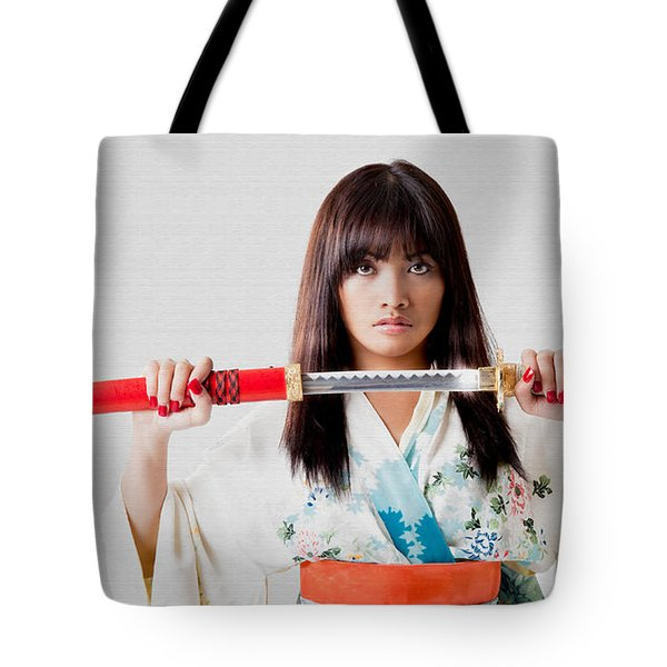 Vengeful Innocence  Tote Bag