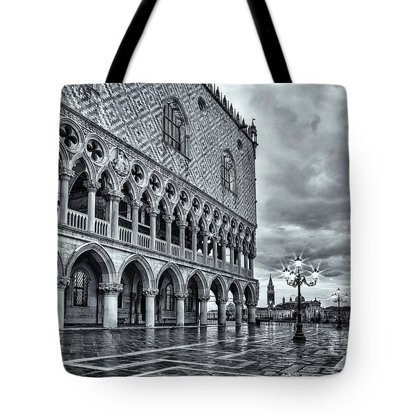 Venice After The Rain Tote Bag
