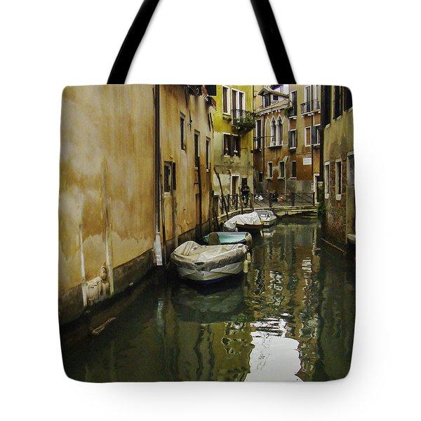 Venice Backroad Tote Bag