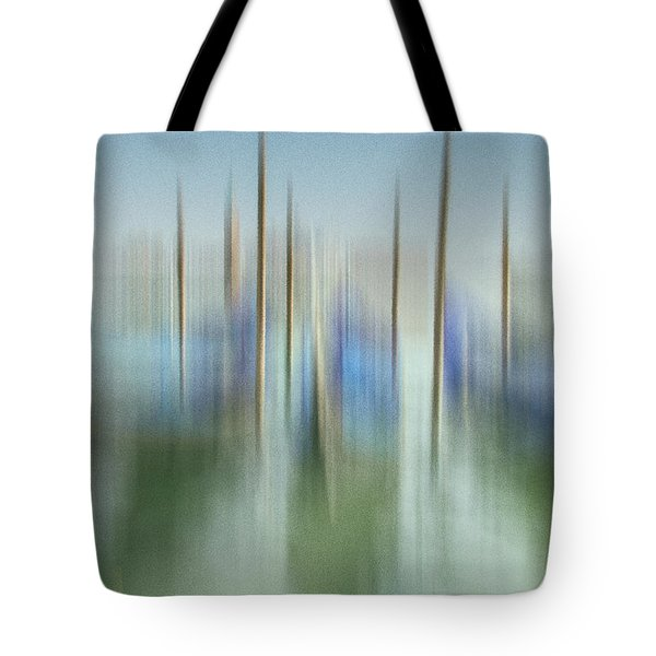 Venice Gondolas Impression 1 Tote Bag