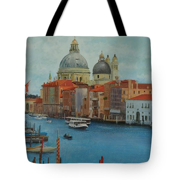 Venice Grand Canal I Tote Bag