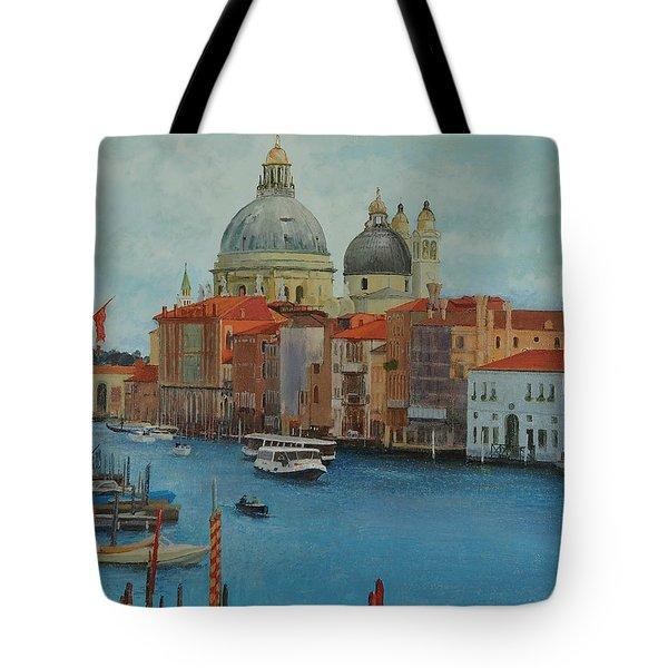 Venice Grand Canal I Tote Bag
