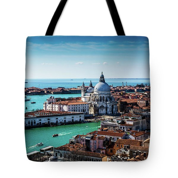 Venice Tote Bag by M G Whittingham