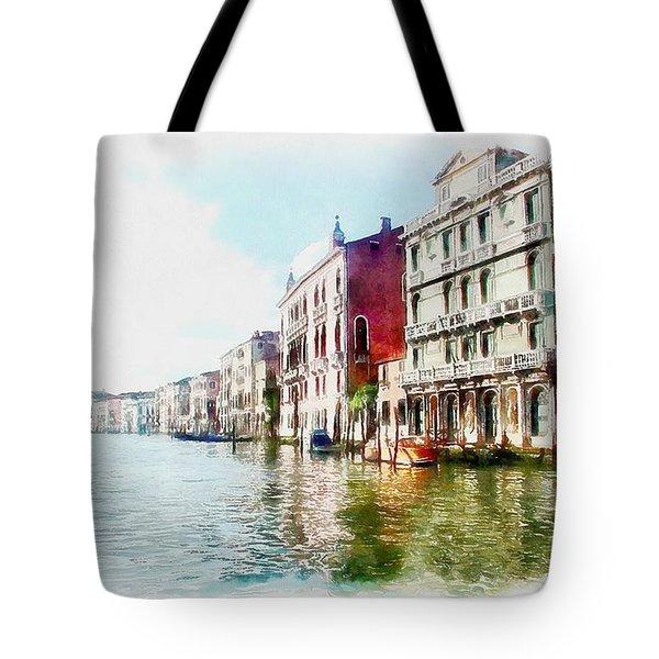 Venice Tote Bag by Maciek Froncisz