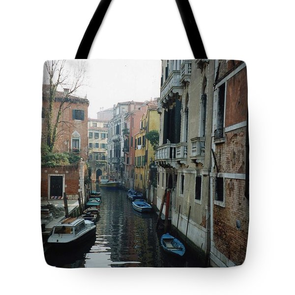 Venice Tote Bag by Marna Edwards Flavell