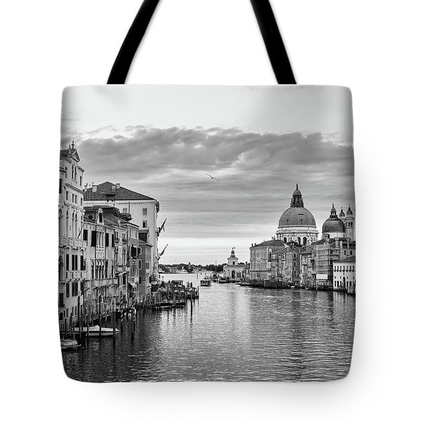 Venice Morning Tote Bag by Richard Goodrich