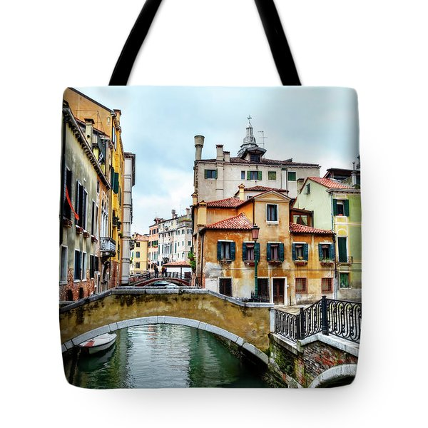 Venice Neighborhood Tote Bag