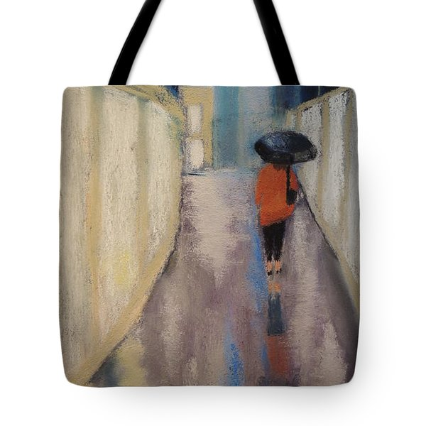 Venice Rain Tote Bag