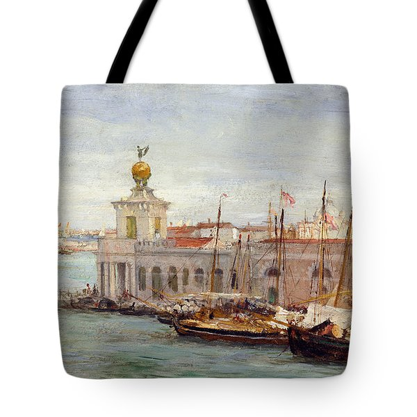 Venice Tote Bag by Sir Samuel Luke Fields
