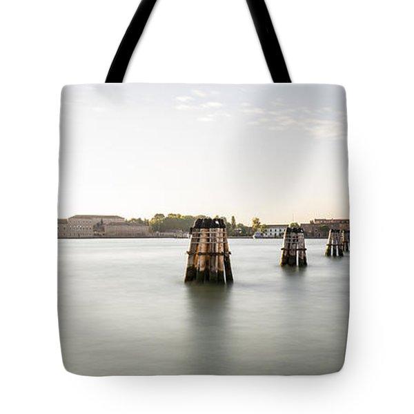 Venice Sunrise 00365 Tote Bag